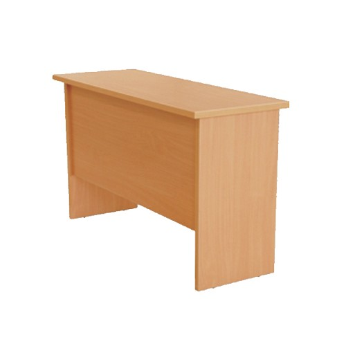 ERGOSTAR Side Desk Panel [ODB 1247-SD] - Beech - Meja Kantor